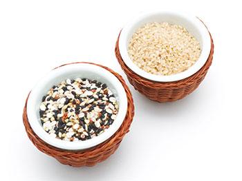 穀類(白米、玄米、雑穀など)