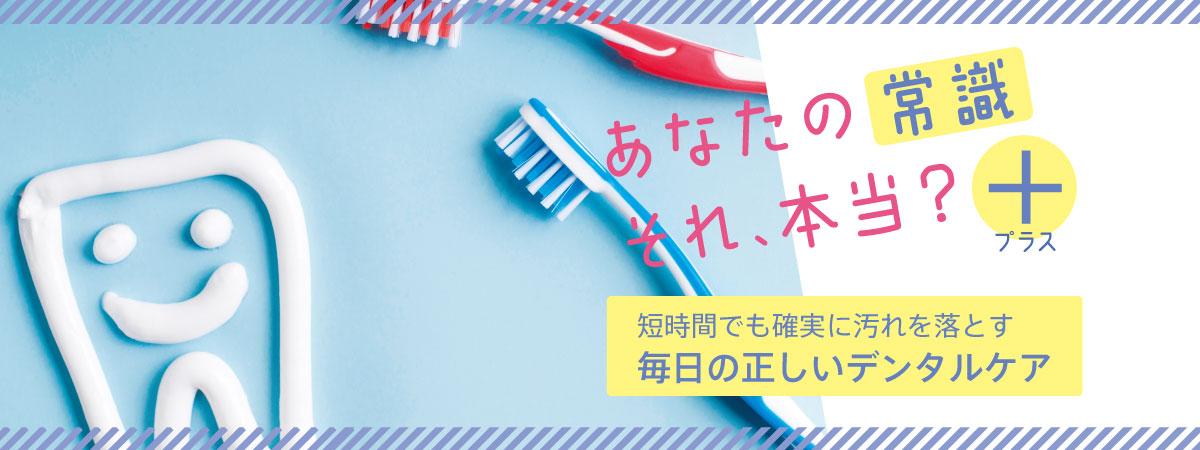 虫歯・歯周病を予防!短時間で効果的なデンタルケア【歯磨き・デンタルフロス・洗口液】